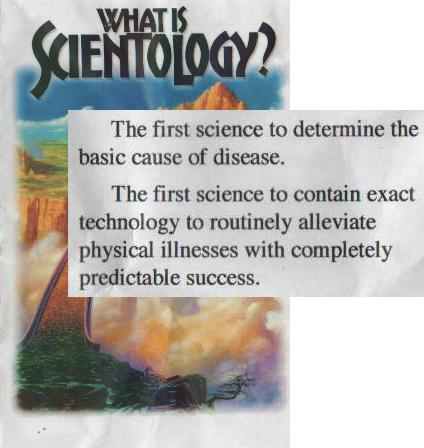 What is Scientology...?