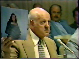 George Meister showing picture of his dead daughter Susan Meister - Link to www.xenutv.com